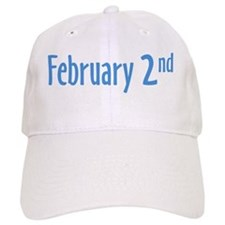 February 2nd Baseball Cap