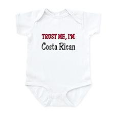 Trusty Me I'm Costa Rican Infant Bodysuit