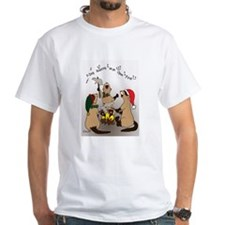 Black-Footed Ferret Holiday Shirt