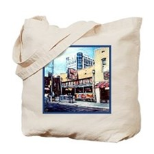 BLUES CAFE BEALE STREET Tote Bag