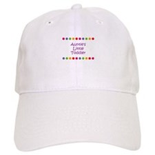 Auntie's Little Toddler Baseball Cap