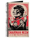 Chairman Meow World Domination Journal