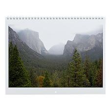 Rainbow Heart Wall Calendar