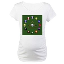 Unique Billard balls Shirt