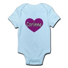 Corinne Infant Bodysuit