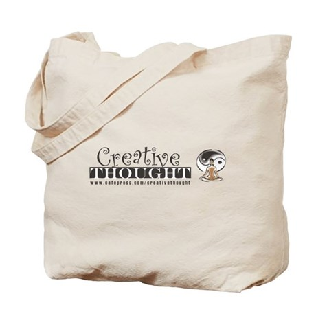 Creative Thought Graphic Tote Bag