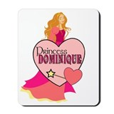 Princess Dominique Mousepad