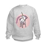 Dominique Unicorn Sweatshirt