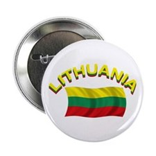 "Lithuanian Flag 1 2.25"" Button (10 pack)"