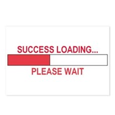 SUCCESS LOADING... Postcards (Package of 8)