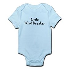 Wind Breaker Infant Bodysuit