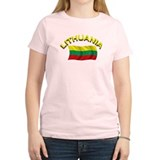 Lithuanian Flag 1 T-Shirt