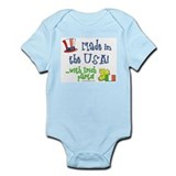 Irish Parts Infant Bodysuit