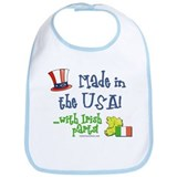 Irish Parts Bib