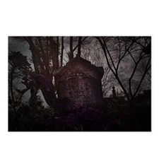 Grunge art photography Postcards (Package of 8)