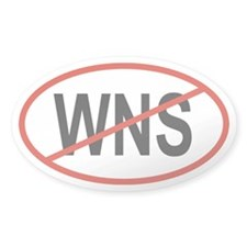 WNS Oval Decal