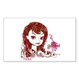 Rectangle Sticker: HERA