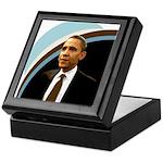 Barack Obama Campaign Keepsake Box