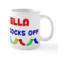 Arabella Rocks Socks (A) Mug