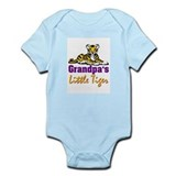 Grandpa's Little Tiger Infant Bodysuit