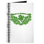 HAPPY ST PATS DAY GRAPHIC Journal