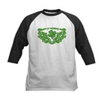 HAPPY ST PATS DAY GRAPHIC Kids Baseball Jersey