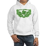 HAPPY ST PATS DAY GRAPHIC Hooded Sweatshirt