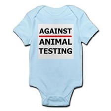 Against Testing by Leah Infant Creeper