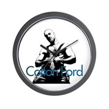 Colton Ford Wall Clock