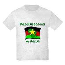 Pan-Africanism or Perish 18 T-Shirt