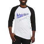 Mechanics Kick Ass Baseball Jersey