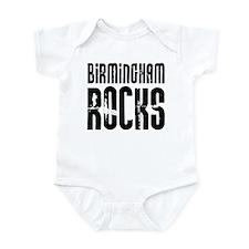 Birmingham Rocks Onesie