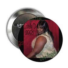 "Lovely D 2.25"" Button (100 pack)"