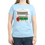 Santa's Workshop Women's Light T-Shirt