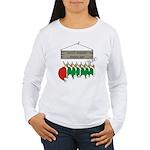 Santa's Workshop Women's Long Sleeve T-Shirt