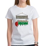 Santa's Workshop Women's T-Shirt