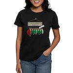 Santa's Workshop Women's Dark T-Shirt