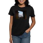 Sunset, Tunbridge Wells Women's Dark T-Shirt