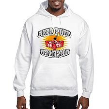 Beer Pong Champion Jumper Hoodie