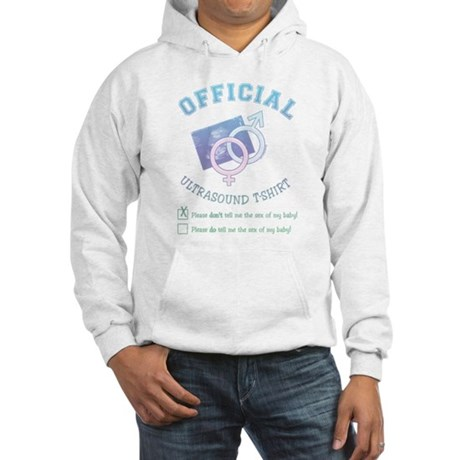 Official Ultrasound Don't Tell Hooded Sweatshirt