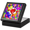 Love Breaks Thru Keepsake Box