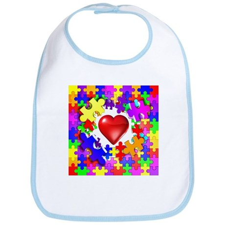 Love Breaks Thru Bib