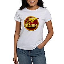 Baen logo Tee