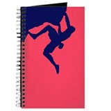 RED BLUE CLIMBER Journal