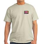 Panther Pink Ash Grey T-Shirt