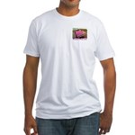 Panther Pink Fitted T-Shirt