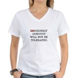 disOrderly Conduct Shirt