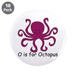 O is for Octopus 3.5