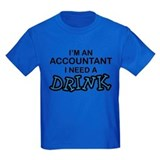 Accountant Need a Drink T