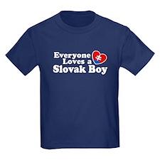 Everyone Loves a Slovak Boy T